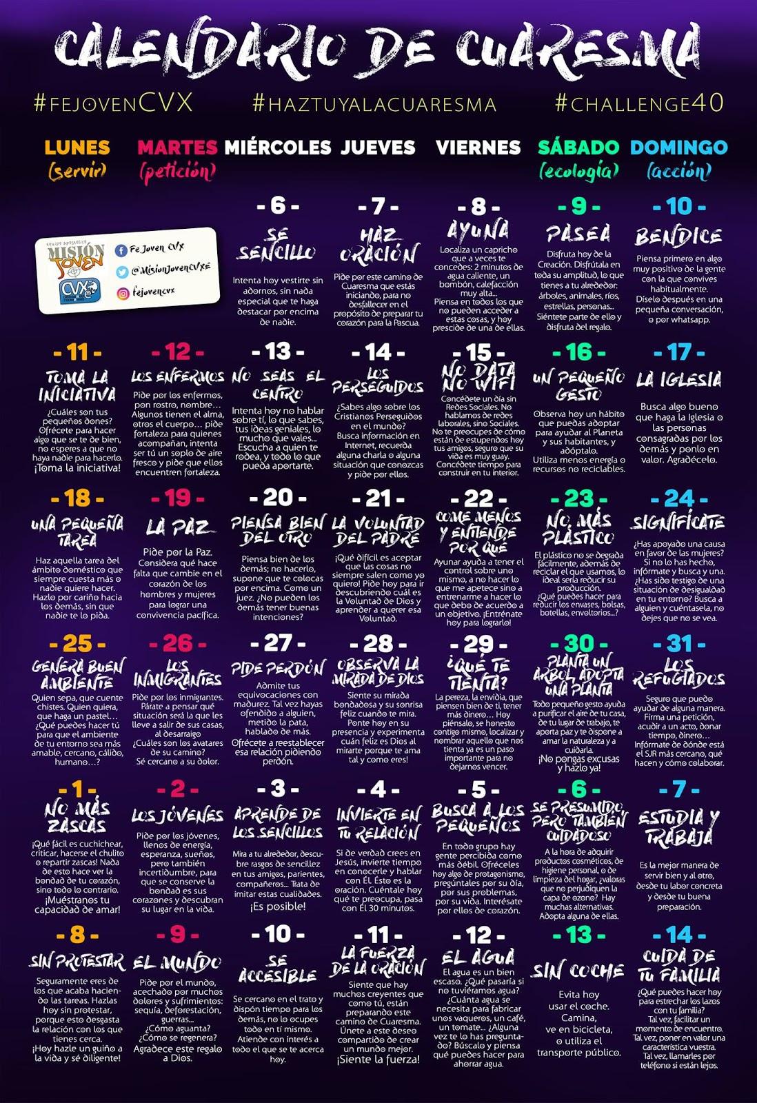 Calendario_de_Cuaresma_Challenge40_FejovenCVX